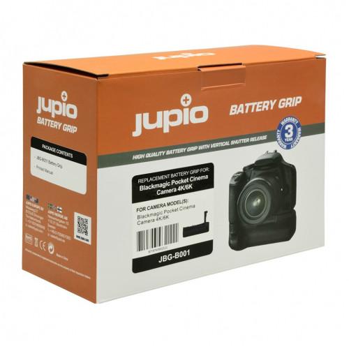 Батарейный блок для Blackmagic Pocket Cinema Camera 4K/6K