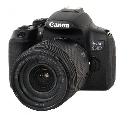 Фотоаппарат Canon EOS 850D kit 18-135 IS USM