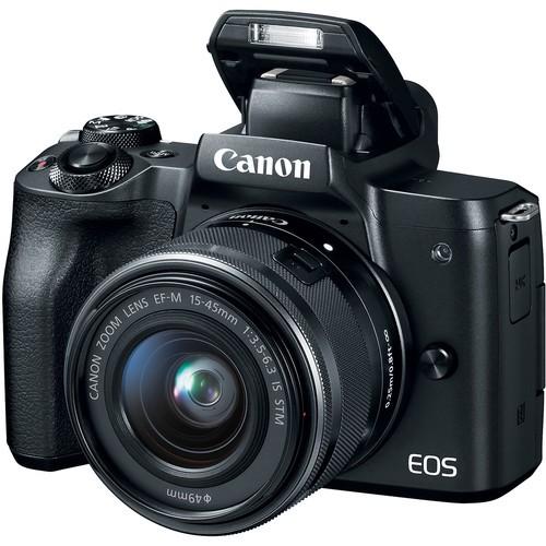Фотоаппарат Canon EOS M50 kit EF-M 15-45mm f/3.5-6.3 IS STM Гарантия 2 года!!!