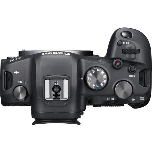 Фотоаппарат Canon EOS R6 Body + Adapter Viltrox EF-EOS R