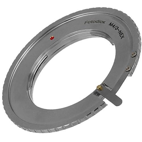 Переходник M4/3 Lens на Sony E-Mount Camera