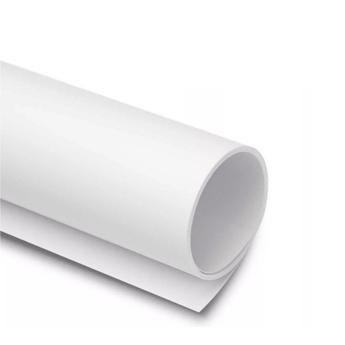 Гелевый фильтр белый матовый 30*30