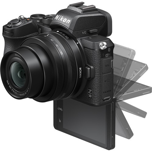 Фотоаппарат Nikon Z50 kit 16-50mm