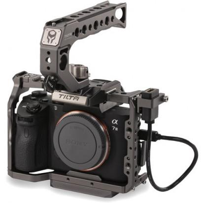 Клетка Tiltaing Sony a7II/III/a9II Series Kit A (TA-T17-A-G)