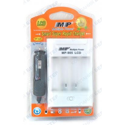 Интеллектуальное зарядное устройство MP-905