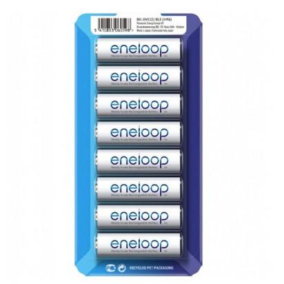 Аккумуляторы Panasonic Eneloop AA 1900mAh 8BP(BK-3MCCE/8LE) 8шт
