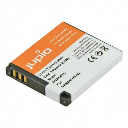 Аккумулятор Jupio NB-8L для Canon