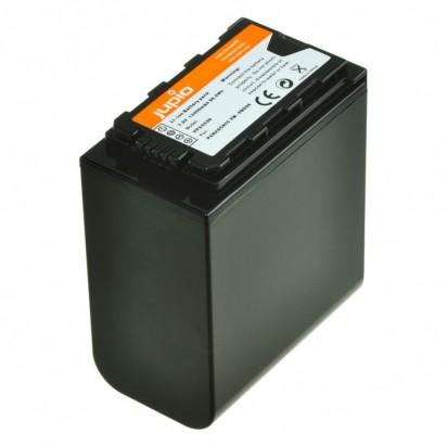 Аккумулятор Jupio VW-VBD98 / AG-VBR118G 13400mAh для Panasonic