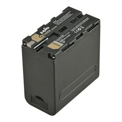 Аккумулятор Jupio ProLine NP-F970 (USB 5V / DC 8.4V output) 10050mAh для Sony