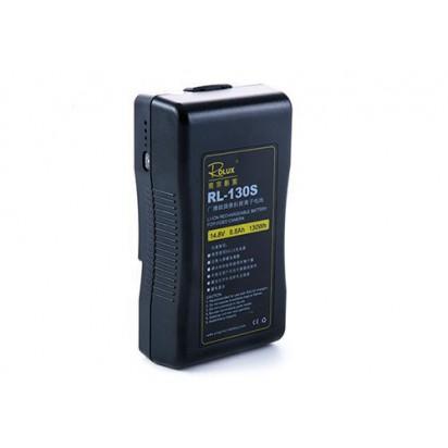 Аккумулятор Rolux RL-130S V-Mount Battery (130 Вт/ч)