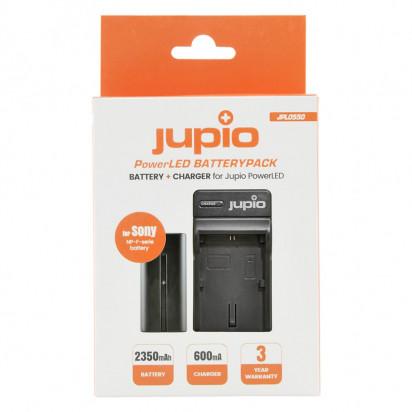 Набор Jupio NP-F550 + зарядное устройство