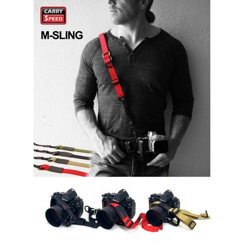 Плечевой ремень Carry Speed M Sling (Black, Red, Desert, Jungle)
