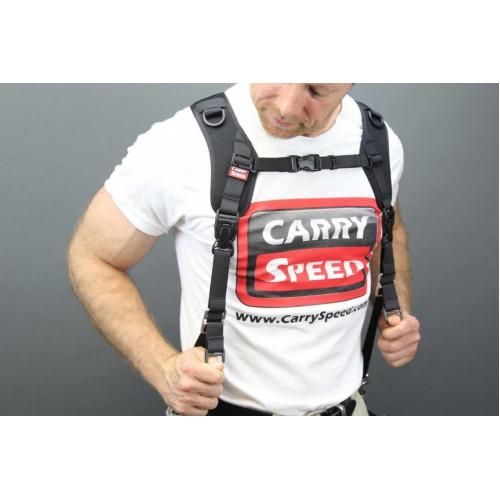 Плечевой ремень Carry Speed Prime Double Pro MKII для двух фотоаппаратов