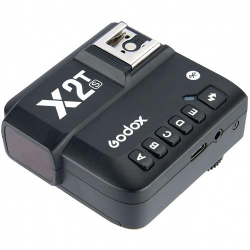 Радиосинхронизатор Godox X2T-N TTL для Nikon