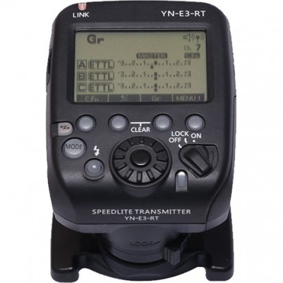 Трансмиттер Yongnuo Speedlite YN-E3-RT II