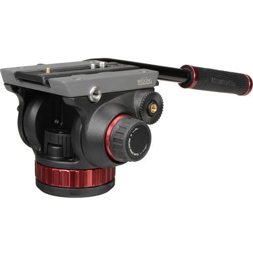 Голова для штатива Manfrotto 502HD Pro Video Head с Flat Base (3/8