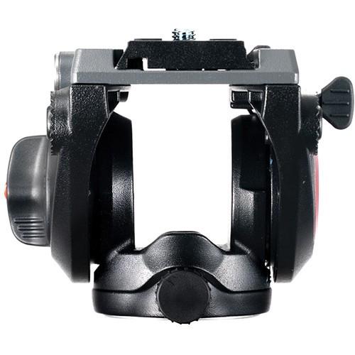 Голова для штатива Manfrotto MVH500AH Fluid Video Head с Flat Base