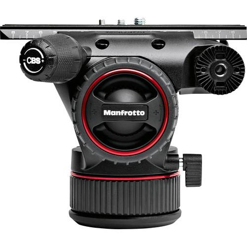 Голова для штатива Manfrotto Nitrotech N12 Video Head