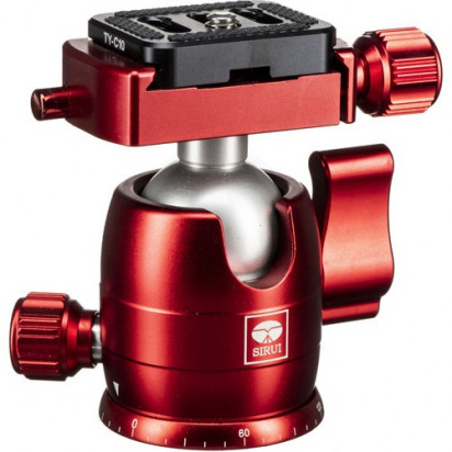 Голова Sirui B-00 Series Mini Ball Head (Red)