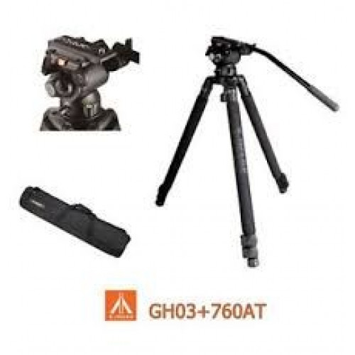Штатив E-Image GH03+760AT
