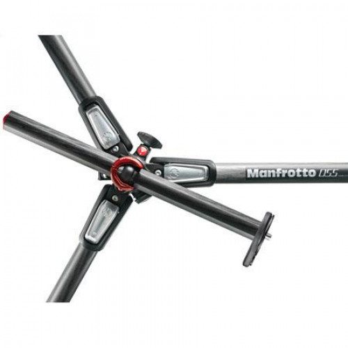Штатив Manfrotto MT055CXPRO3 Carbon Fiber Tripod (Карбон)