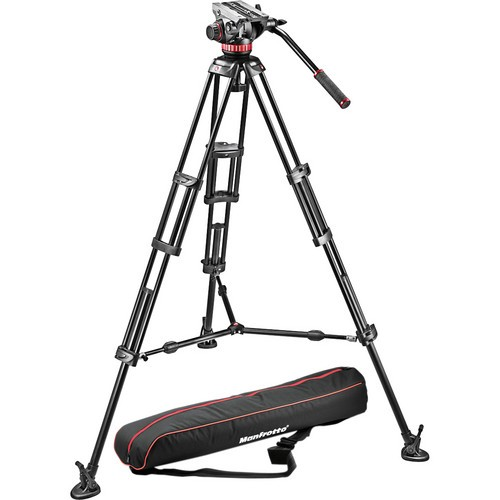 Штатив Manfrotto 502HD Head w/546BK-1 Stage Aluminum Tripod System