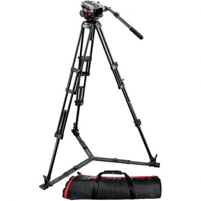 Штатив Manfrotto 504HD Head w/546GBK 2-Stage Aluminum Tripod System
