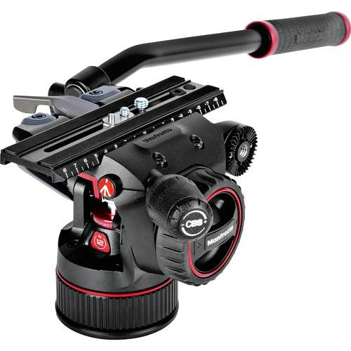 Штатив Manfrotto MVKN12TWING Nitrotech N12 & 545GB Dual-Leg Tripod