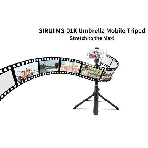 Штатив-монопод Sirui MS-01K Umbrella Mobile Tripod
