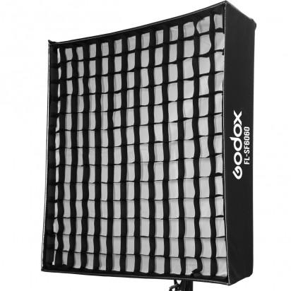 Софтбокс Godox FL-SF 6060 с сотами для FL150S