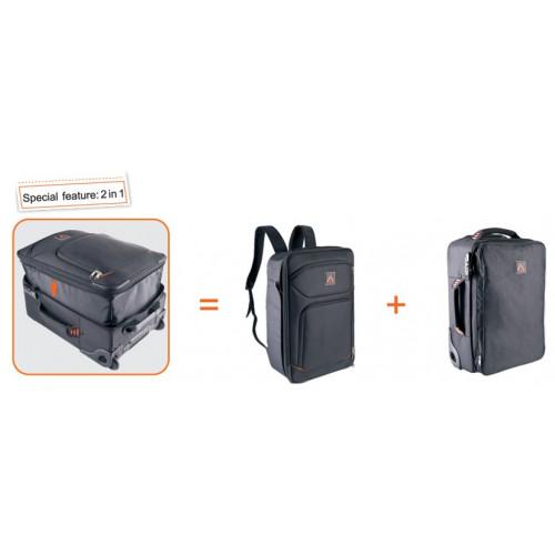 Чемодан на колёсиках E-Image Transformer M10