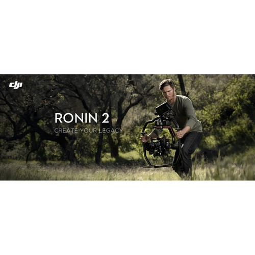 DJI Ronin 2 Professional Combo + Радиофокус DJI Focus Wireless Follow Focus System
