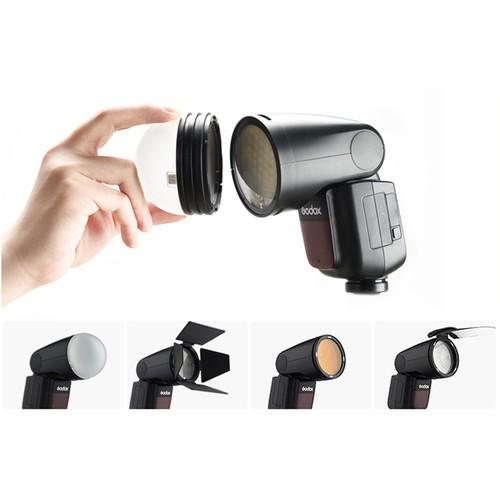 Вспышка Godox V1 Flash for Canon