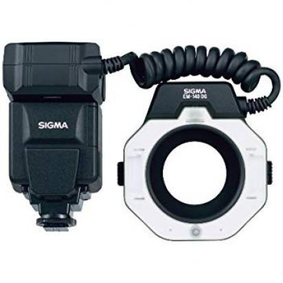 Кольцевая макро вспышка Sigma EM-140 DG NA-ITTL Nikon SLR
