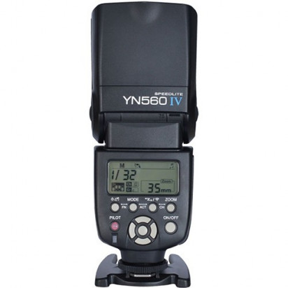 Вспышка Yongnuo Speedlite YN-560-IV for Nikon