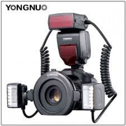 Вспышка Yongnuo YN-24EX Macro TTL