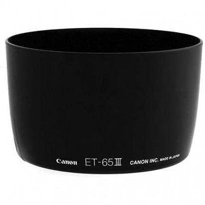 Бленда Canon ET-65 III для EF 85mm f/1.8,100mm f/2.0,135mm f/2.8mm (дубликат)