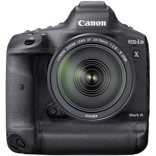 Фотоаппарат Canon EOS 1Dx Mark III Body