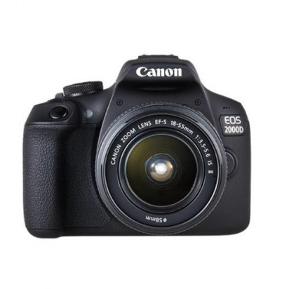 Фотоаппарат Canon EOS 2000D kit 18-55mm f/3.5-5.6 III