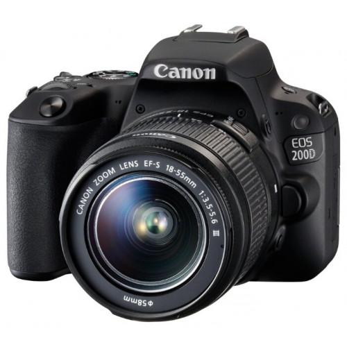 Фотоаппарат Canon EOS 250D kit 18-55mm f/3.5-5.6 III