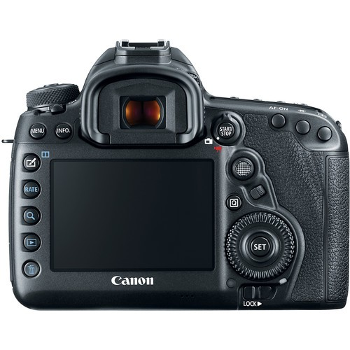 Фотоаппарат Canon EOS 5D Mark IV Body + Canon BG-E20