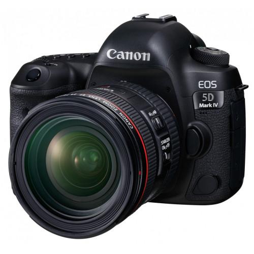 Фотоаппарат Canon 5D Mark IV kit 24-70mm f/2.8L USM II