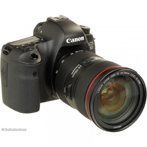 Фотоаппарат Canon EOS 6D kit 24-70mm f/4.0L IS USM