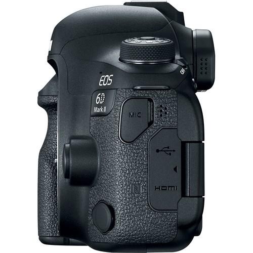 Фотоаппарат Canon EOS 6D Mark II Body гарантия 2 года!!!