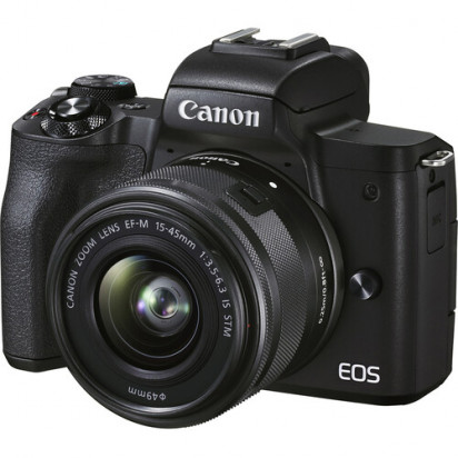 Фотоаппарат Canon EOS M50 Mark II Body