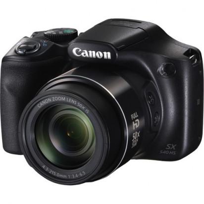 Фотоаппарат Canon PowerShot SX 540 HS