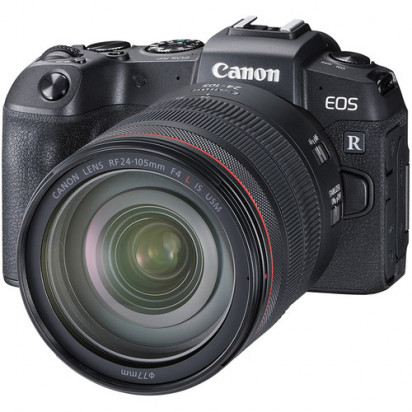 Фотоаппарат Canon EOS RP kit RF 24-105mm f/4L IS USM гарантия 2 года!!!