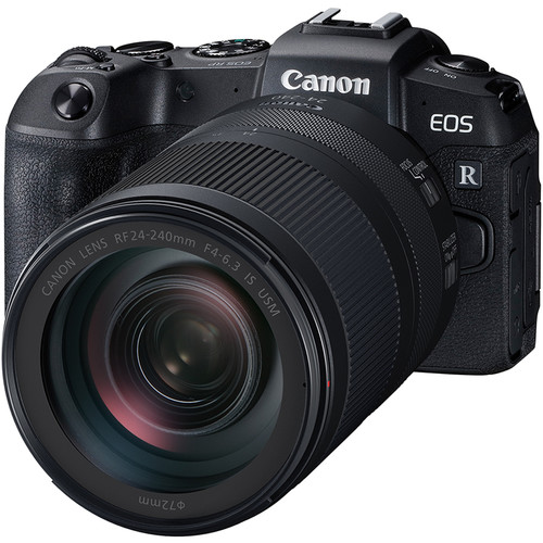 Фотоаппарат Canon EOS RP kit RF 24-105mm f/4-7.1 STM + Adapter Viltrox EF-EOS R