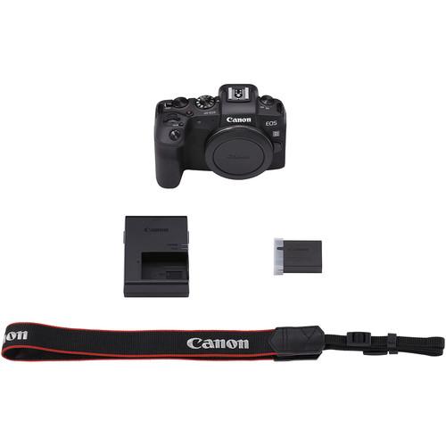 Фотоаппарат Canon EOS RP Body + Mount Adapter EF-EOS R