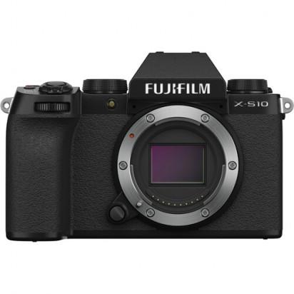 Фотоаппарат Fujifilm X-S10 Body Black